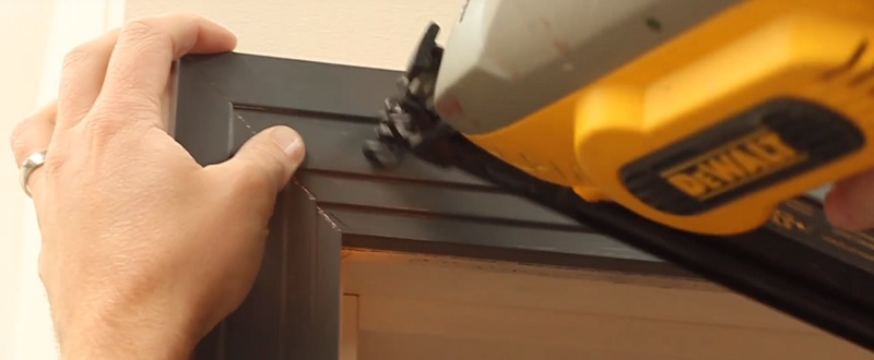 Pinning Architrave Header