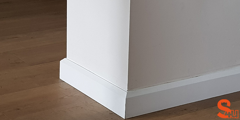 modern skirting edge