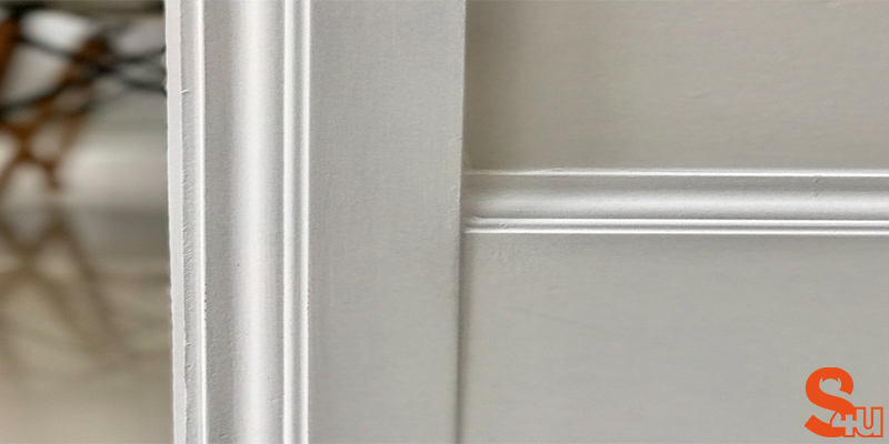roux modern skirting board
