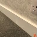 Square MDF Skirting Board