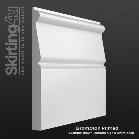 Brompton MDF Skirting Board