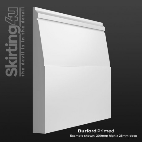 Burford MDF Skirting Board