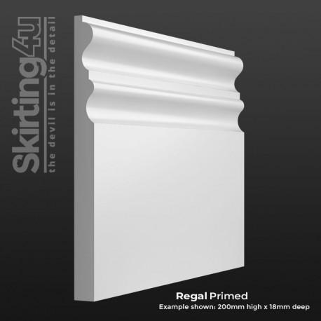 Regal MDF Skirting Board