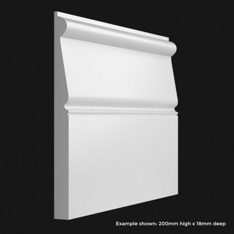 Brompton Skirting Board Sample