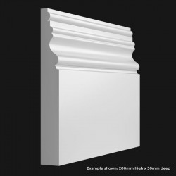 Blenheim Skirting Board SAMPLE