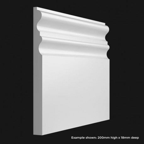 Regal Skirting Board SAMPLE