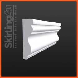 Skirt4u 330 Dado Rail SAMPLE