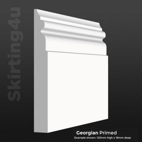 Georgian MDF Skirting Board