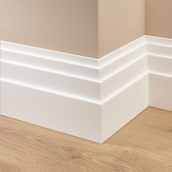 Large Stepped MDF Skirting...
