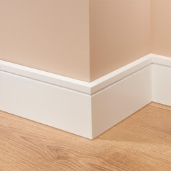 Square Groove MDF Skirting...
