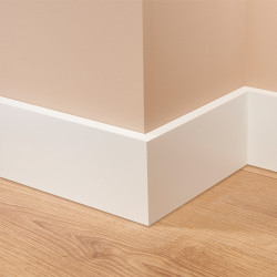 Square MDF Skirting Board
