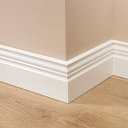 Asmara 3 MDF Skirting Board