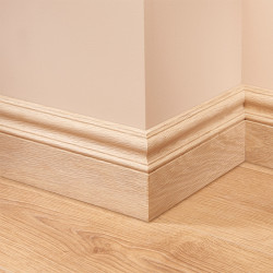 Skirt4u 330 Oak Skirting Board