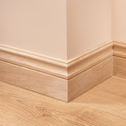 Skirt4u 327 Oak Skirting Board