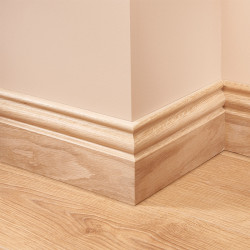 Regency Oak Skirting Board