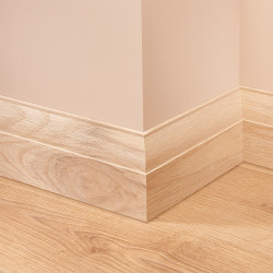 Ovolo Oak Skirting Board