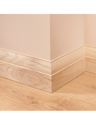 Ovolo Oak Skirting Board