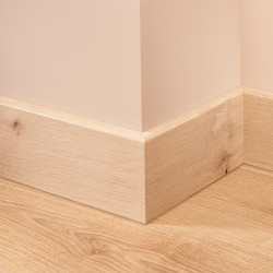 Mini Bullnose Oak Skirting...