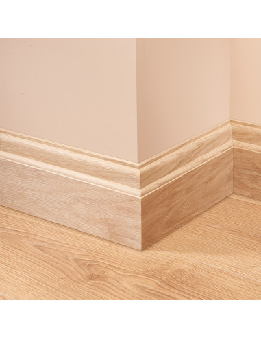 Lambs Tongue Oak Skirting Board