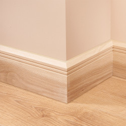 Edge Groove 2 Oak Skirting...