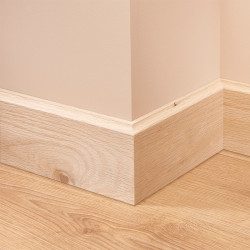 Edge 2 Oak Skirting Board