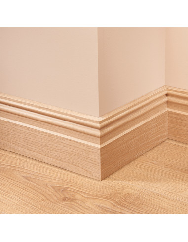 Colonial Oak Skirting Board