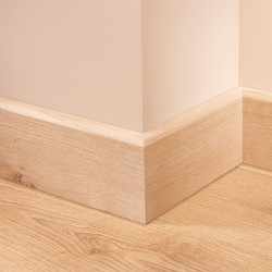 Bullnose Oak Skirting Boards