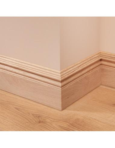 Asmara 4 Oak Skirting Board