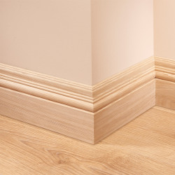Antique Oak Skirting Board