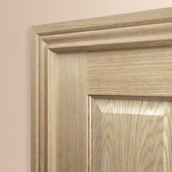 Victorian Oak Architrave
