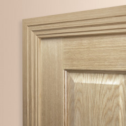Stepped Oak Architrave