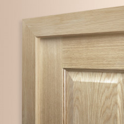Mini Bullnose Oak Architrave