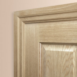Lambs Tongue Oak Architrave