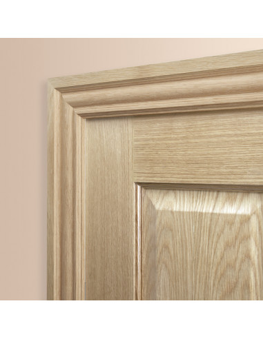 Edwardian Oak Architrave