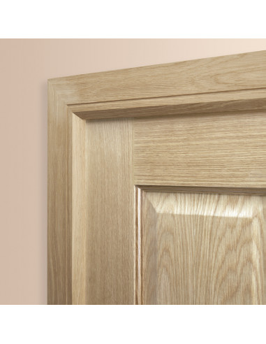 Edge Groove Oak Architrave