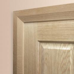 Chamfer Oak Architrave