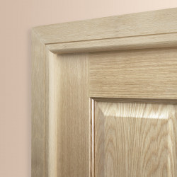 Bullnose Groove Oak Architrave