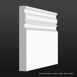 Asmara 3 - 15mm Skirting