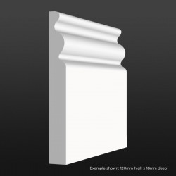 Regency Skirting SAMPLE