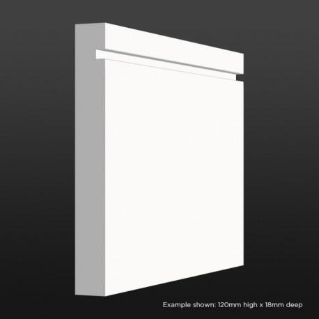 Square Skirting SAMPLE