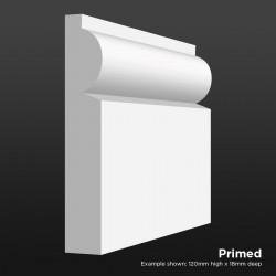 Torus Profile 2 Skirting SAMPLE