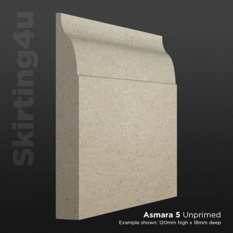 Asmara 5 MDF Skirting Board