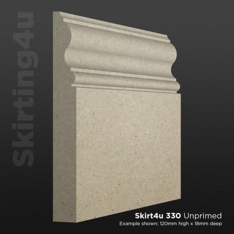 Skirt4u 330 MDF Skirting Board