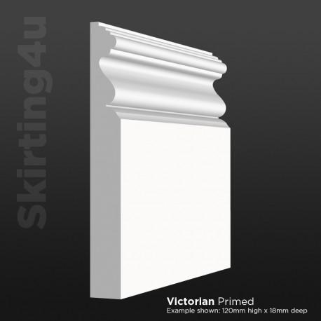 Victorian MDF Skirting Board