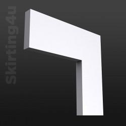 Square MDF Architrave