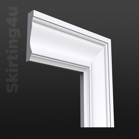 Windsor MDF Architrave White Primed