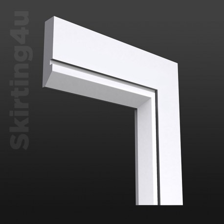 Edge Groove MDF Architrave SAMPLE