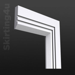Edge Groove 2 MDF Architrave SAMPLE