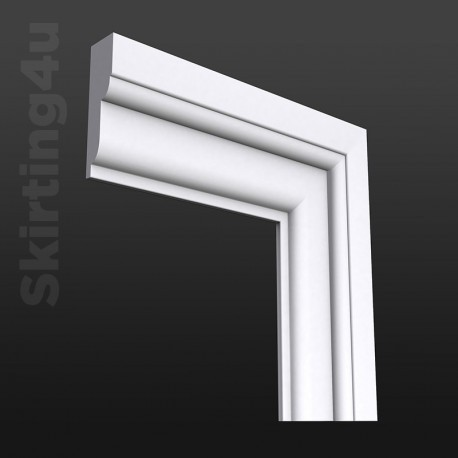Lambs Tongue MDF Architrave SAMPLE