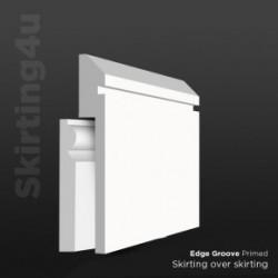 Edge Groove MDF Skirting Cover SAMPLE